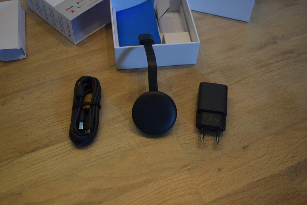 Der Google Chromecast