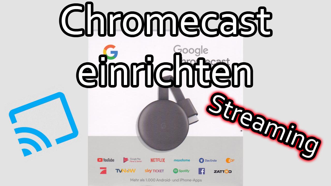 Google Chromecast einrichten   knowaTEL GbR   Ihr Partner für ...